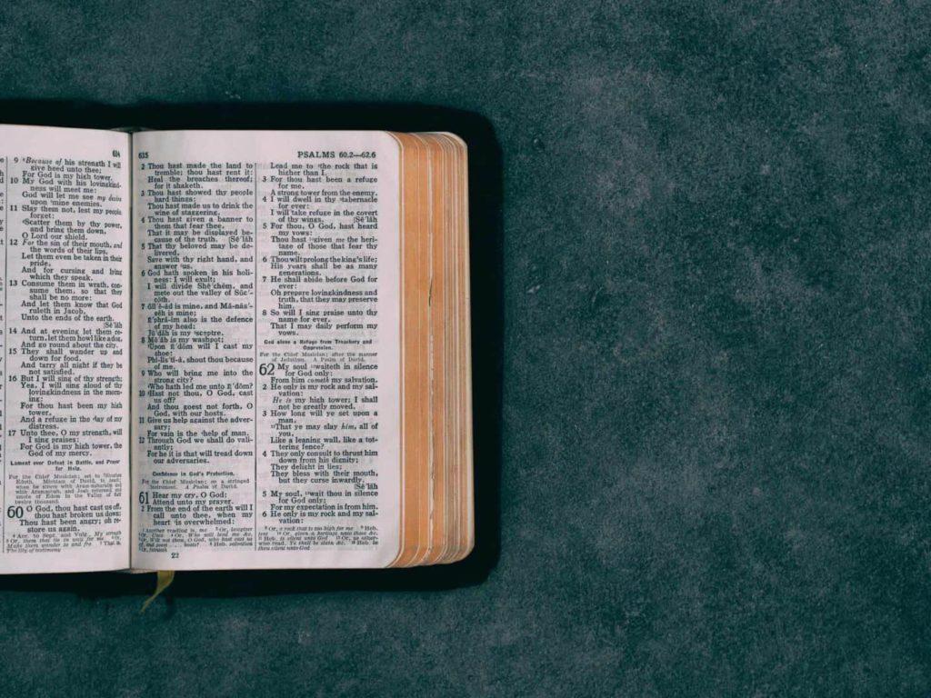 2019년 하반기 90일 성경통독